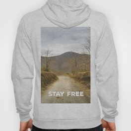 Autumn road Hoody