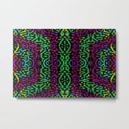 Colorandblack series 852 Metal Print