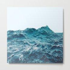 Menta Ocean Metal Print
