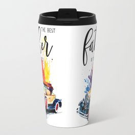 Best father #2 in the world   Father's day Travel Mug