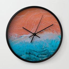Lizzies Sea Wall Clock