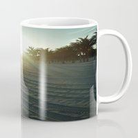 miami Mugs featuring Miami by Mon Amour