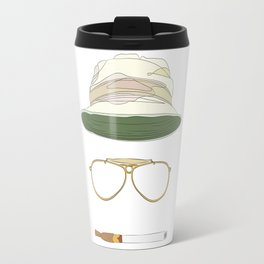 Movie Icons: Fear and Loathing in Las Vegas Travel Mug