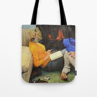 mineral Tote Bags featuring Mineral Love by Blaz Rojs