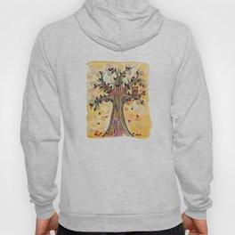 Owl in the Tree Hoody