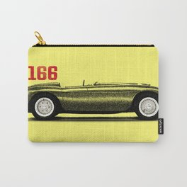 The 166 Race Car Carry-All Pouch