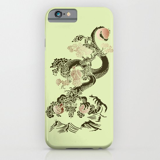 Shen-Lung iPhone & iPod Case