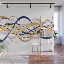 3D Helix Wall Mural