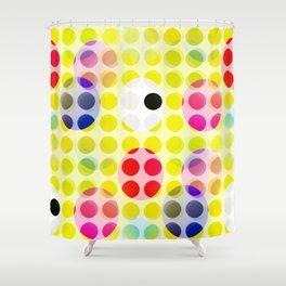 Variant 3 Shower Curtain