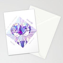 Houseki no kuni - Amethyst Stationery Cards
