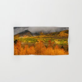 Colorado Fall Colors Hand & Bath Towel
