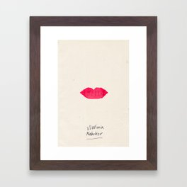 Lolita #2 Framed Art Print