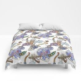 Ocarina Patterns Comforters