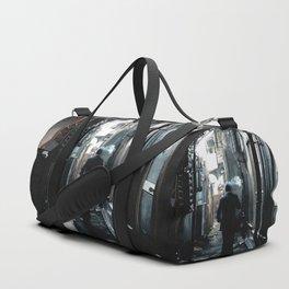 Smoke Duffle Bag