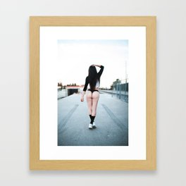 you got to set yourself free Framed Art Print