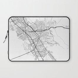 Minimal City Maps - Map Of Hayward, California, United States Laptop Sleeve