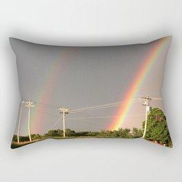 Double The Fun Rectangular Pillow