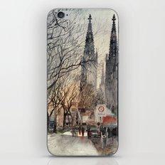 Cologne iPhone & iPod Skin