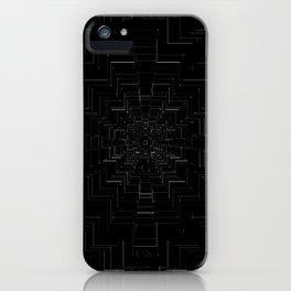 Interdimensional Inca Beat iPhone Case