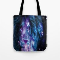 leo Tote Bags featuring Leo by 2sweet4words Designs
