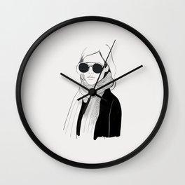 That Girl Wall Clock