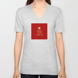2020 Year Of The ... Unisex V-Neck