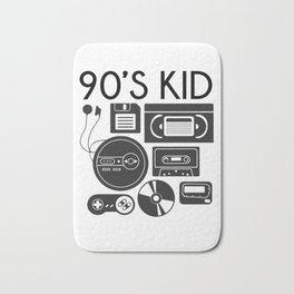 90s Kid Bath Mat