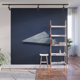 Paper Airplane 113 Wall Mural