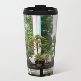 Bonsai Window Travel Mug