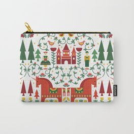 Scandinavian Inspired Fairytale Carry-All Pouch
