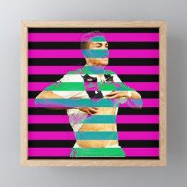 el mejor del mundo Framed Mini Art Print
