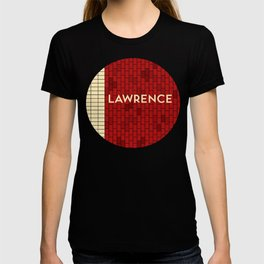 LAWRENCE   Subway Station T-shirt
