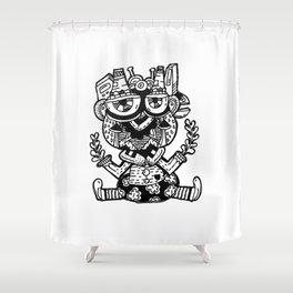 21 Shower Curtain