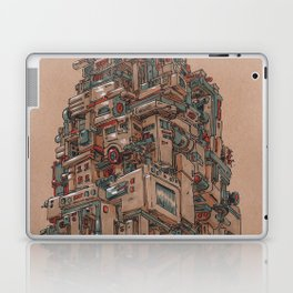 Monument to the Collector Laptop & iPad Skin