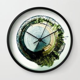 Perrault Little Planet Wall Clock