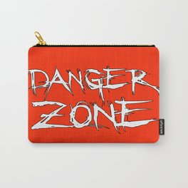 Danger Zone (Chris Danger) Carry-All Pouch