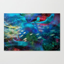 Ocean Dreams Canvas Print