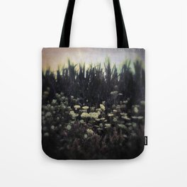 Queen Anne's Lace, Indiana Tote Bag