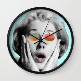 I Do Love Craft Pumpkins Wall Clock