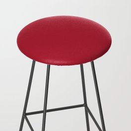 American Red Bar Stool