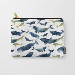 Dreams of whales Carry-All Pouch