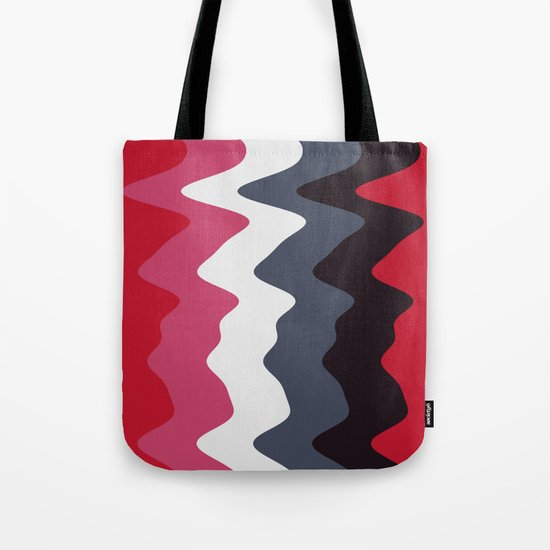 Abstract lines 23 Tote Bag