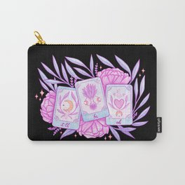 Your Future Will Be Bright // Black Carry-All Pouch