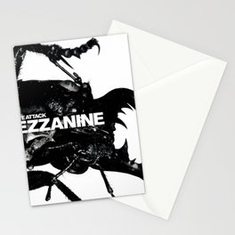 MASSIVE ATTACK MEZZANINE TOUR DATES 2019 BAKWAN Stationery Cards