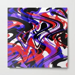 wave fxx 4 2015 Metal Print