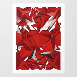 WesheART Art Print