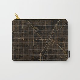 Las Vegas map Carry-All Pouch
