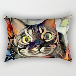 Hooman Spoil Me! Rectangular Pillow
