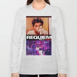 Requiem for a Tuesdays Movie Poster (Parks and Rec) Long Sleeve T-shirt
