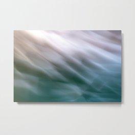 Flow VI Metal Print